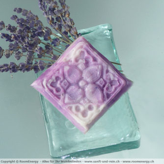 Lavändu - Blüte