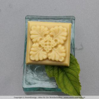 Chuchiseife Wasabi - keltisches Kleeblatt