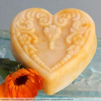 Wüestäbluemä - mittleres Herz