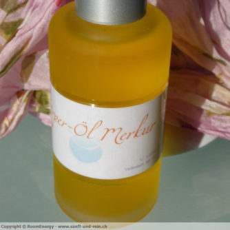 Merkur - Pflegendes Körperöl