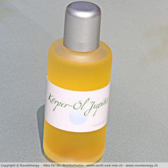 Jupiter - Pflegendes Körperöl