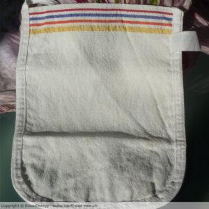Hammam-Handschuh aus Rohseide